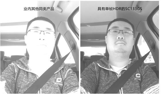 思特威推全新130W像素全局快门图像传感器,时刻关注行车安全