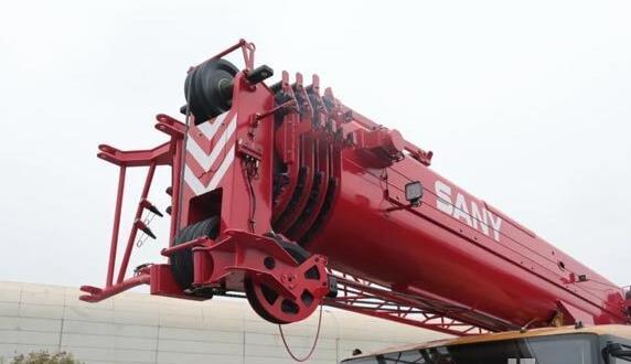 《【天富代理平台注册】三一重工30吨极起重机再次发力:抢滩吊装新蓝海》