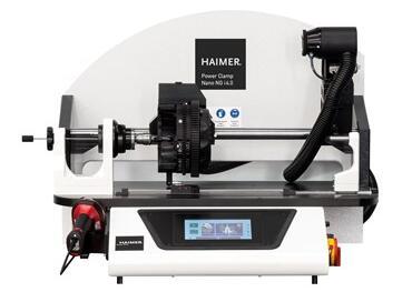 《【腾讯天富娱乐app】Haimer Power Clamp热缩贴合系统缩短了收缩和冷却周期》