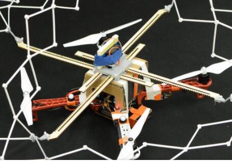 以河豚为灵感的无人机 可预防碰撞提高安全性