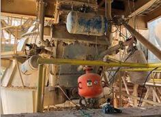 IGS空气炮应用于水泥行业,可大大提高生产效率