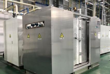 国内首套20千瓦级固体氧化物燃料电池系统试车成功