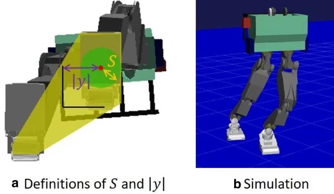 《【天富主管】两条机器腿上装了被动轮后运动得更为稳定!》