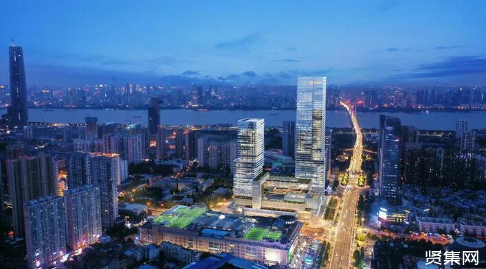 共创未来!阿里华中总部落户武汉 园区预计2026年建成