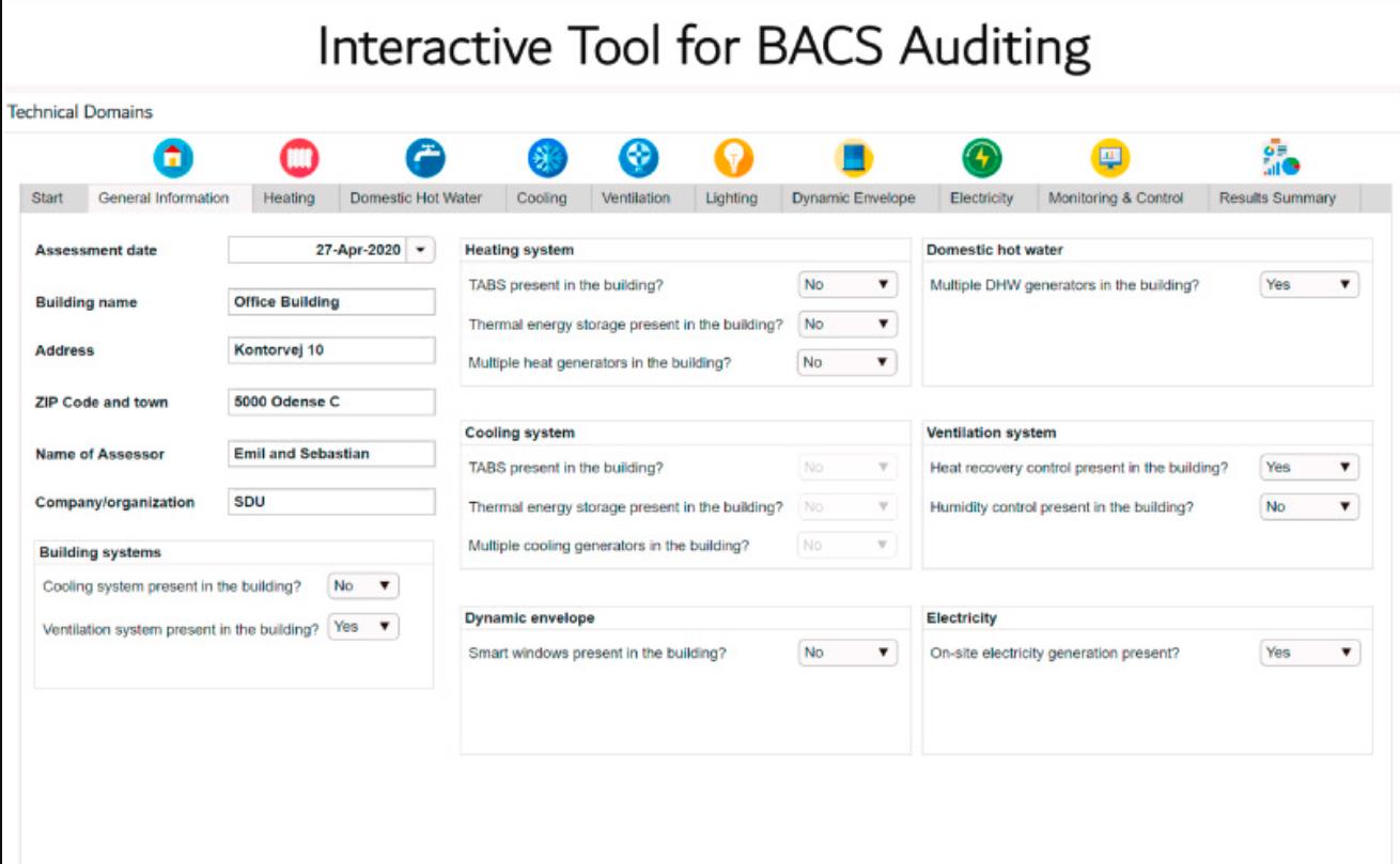 研究团队开发出创新的楼宇自控和智能评估的交互式工具IBACSA