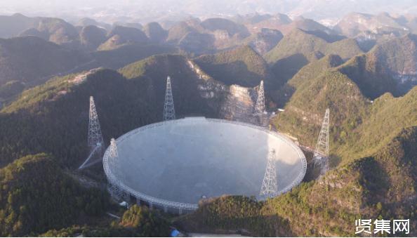 """""""中国天眼""""展现出的科学实力让全球瞩目,迅速提升中国射电天文的国际地位"""