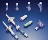 新的可擦拭无针注射器可防止气泡或液体泄漏