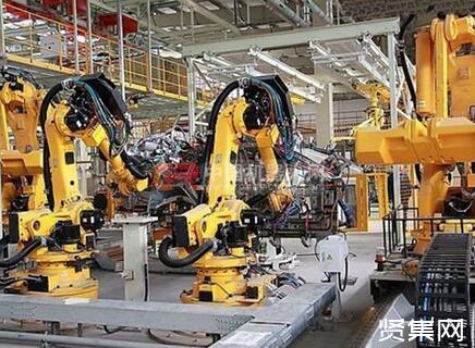 一文了解工业机器人的应用场景