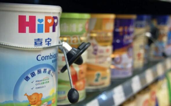 喜宝1段奶粉被检出香兰素,规格型号为400克/罐