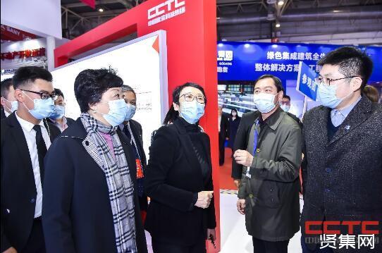 住博会上,中国建筑标准设计研究院带来的技术飨宴
