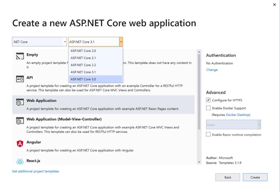 《【天富平台登录入口】ASP.NET Core 5.0发布,带来了性能提升以及一系列重大更改》