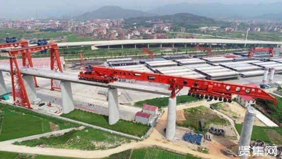 """盾构机等工程机械将从""""中国制造""""走向""""中国创造"""",为基建提速贡献中国力量"""