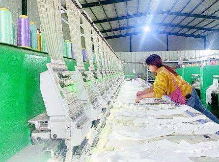 中国最大汉服生产基地借双十一冲量  打造淘宝产业集群