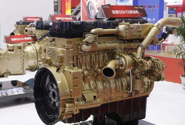 龍擎DDi13發動機正式上市 推動內燃機領域的可靠變革