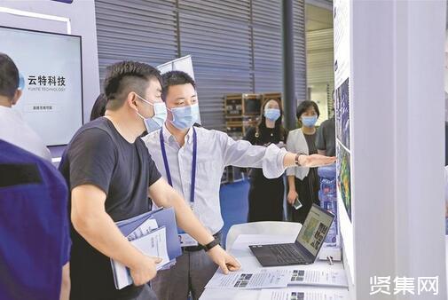 高新成果展示:创新福田,湾区引擎,迈向中央创新区