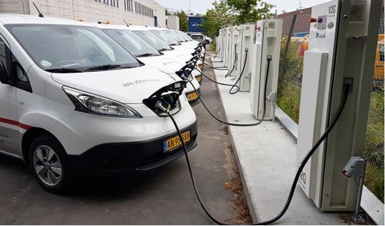 行业厂商积极应对电动汽车对电网(V2G)面临的挑战