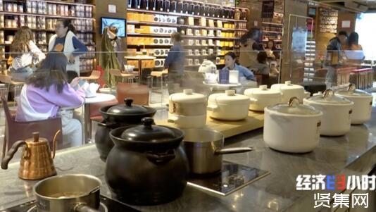 同仁堂推出养生咖啡:枸杞拿铁肉桂卡布奇诺