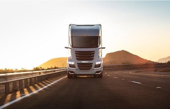 电动卡车生产商Nikola公司看好未来的市场发展前景