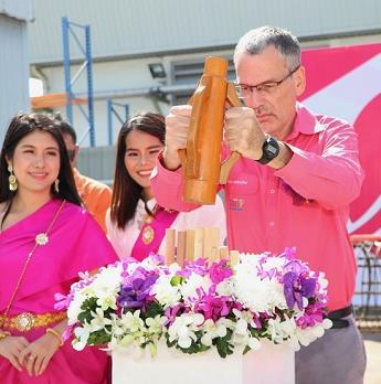 科思創泰國工廠動工 生產具有動態負載能力的高性能彈性體