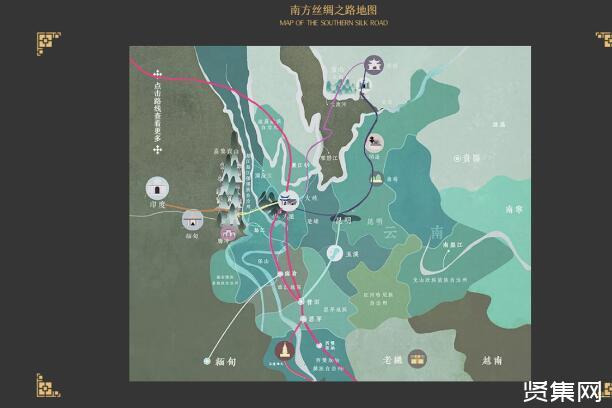 国内首个南方丝绸之路特色建筑艺术数字博物馆正式上线