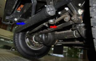Dana为路虎新款提供高性能车轴,旨在极端条件下也能行驶自如