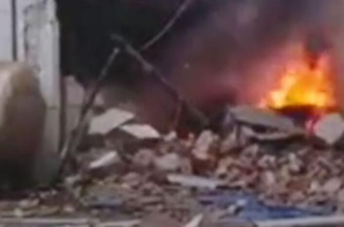 江西吉安一药厂发生爆炸:2人失联6人受伤