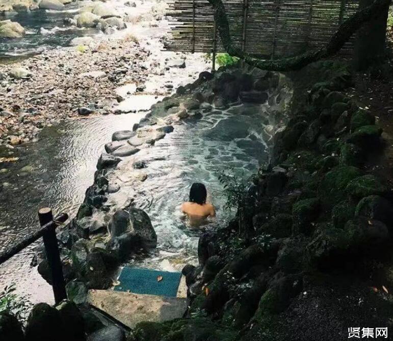 日本的温泉和汤治神话:最惬意的温泉在这里