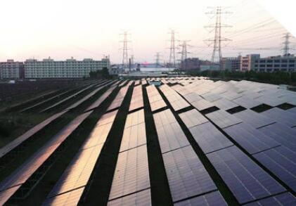 钧石能源10GW异质结电池片项目落户舟山
