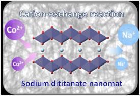 高效的钛酸钠过滤器问世 可以去除水中的钴离子