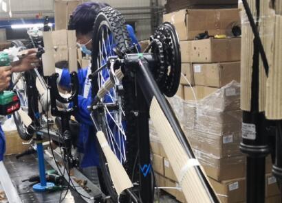 """""""6月的自行车""""烧到了现在 订单已排到明年7月"""