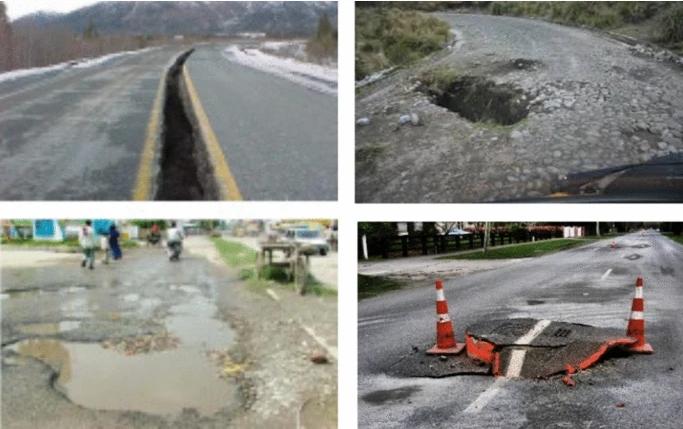 """在碰见道路损坏时,一双智能判断的""""眼睛""""对车辆安全极为重要"""