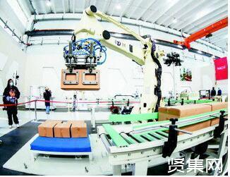 """青岛宝佳:工业机器人行业内的""""小巨人"""""""