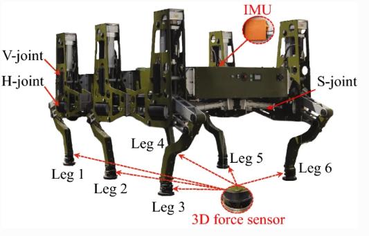 """这六只腿的""""螃蟹""""机器人行走起来十分的稳定!"""