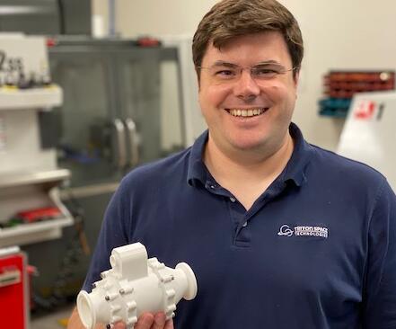 《【天富app娱乐】3D打印零部件上天了 阀门产品将于2021年登月》