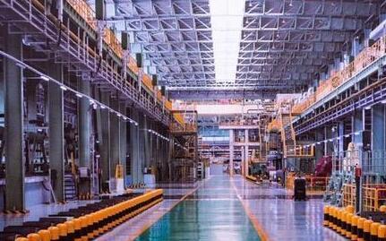 """《【天富娱乐手机版】全球""""唯一""""无取向硅钢专业生产线正式启动 全面面向新能源汽车》"""