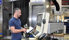 德国一公司找到提高磨削能力的方法 大大减少了辅助时间