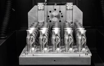 《【腾讯天富娱乐app】新型电火花线切割机床面世:专为3D打印零件制造》
