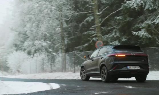 小鹏G3正式开启海外交付!首个在北极圈内交付的中国智能汽车品牌