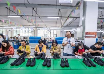 安踏体育生产基地落户安岳 建成后可年产1000万双运动鞋