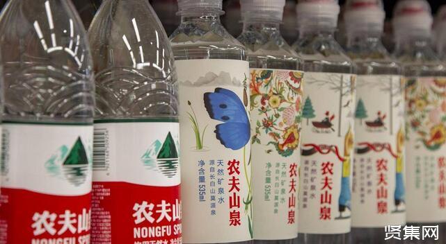 农夫山泉董事长钟睒睒——卖水卖出来的中国首富的传奇创业史