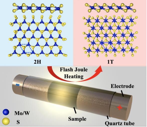 莱斯大学的科学家扩展了技术 可以瞬间生产石墨烯