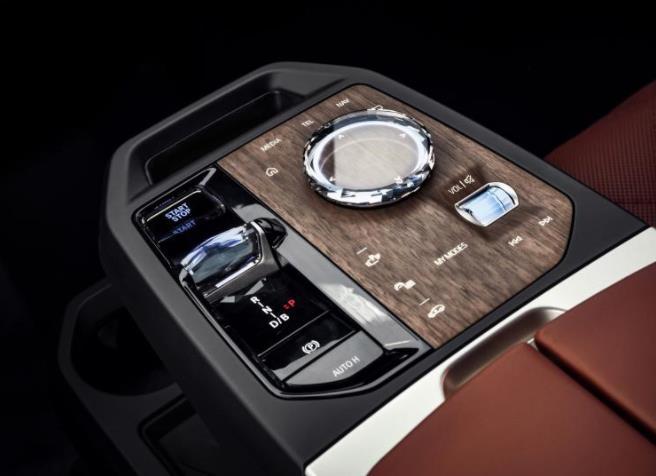 宝马发布第八代iDrive车载系统,信息可自动储存在汽车电子钥匙中