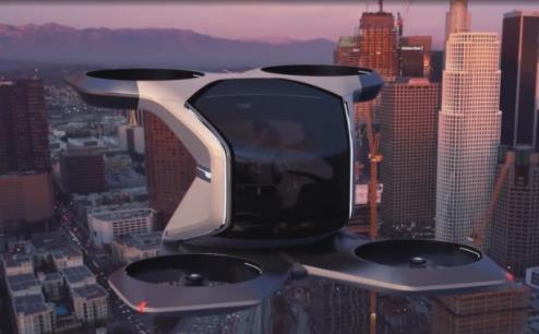 """通用汽车发布飞行版凯迪拉克,飞行汽车真的能""""飞""""起来吗?"""