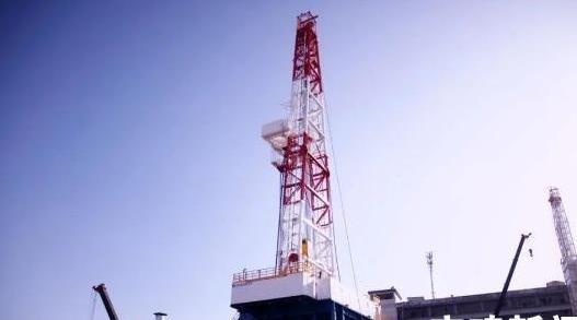 《【天富娱乐手机版】国内首台9000米同升式高钻台钻机研制成功》