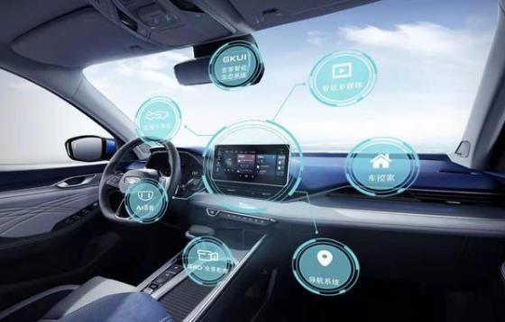 吉利汽车携手腾讯签署战略合作协议 涉自动驾驶等领域