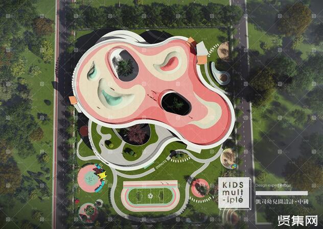 幼儿园建筑设计思路分析及注意要点