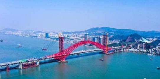 广州南沙明珠湾大桥主桥合龙!多项技术达到世界领先水平