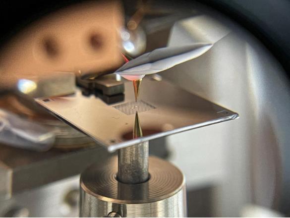 新的显微镜概念 提出了在基本极限条件下进行力传感的前景