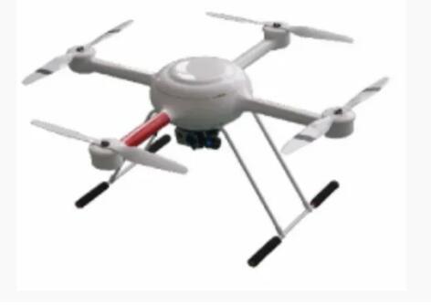 双旋翼无人机不只是少了少了两个旋翼,节省能耗,续航时间更长