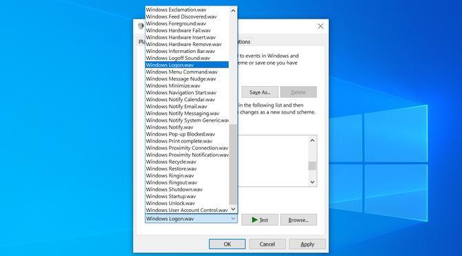 一文了解如何在Windows 10中使用自定义音作为默认启动声音